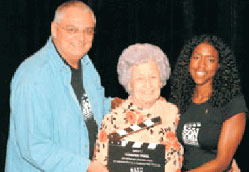 Virginia Fagal Honored by Adventist Filmmakers
